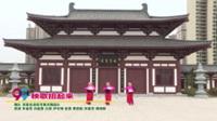 河南省洛阳市黄河舞蹈队广场舞  秧歌扭起来 表演 团队版