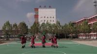 安徽五河县姐妹花广场舞队广场舞 意乱情迷 表演 团队版
