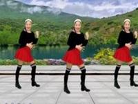 蓝天云广场舞《万人迷》原创舞蹈 附正背面口令分解教学演示