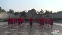 河南省洛阳市洛宁县文体中心广场舞队广场舞  中国牛 表演 团队版
