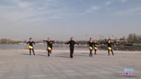 商丘东方拉丁舞蹈队广场舞 东方梦  表演 团队版