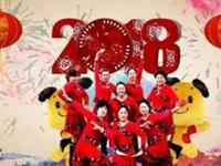 江苏爱舞广场舞《恭喜发财新年到》宿迁香格里拉团队