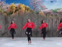 兰州莲花广场舞《舞力全开》原创舞蹈 附正背面口令分解教学演示