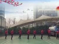 重庆叶子广场舞《醉了醉了》原创32步 附正背面口令分解动作教学演示