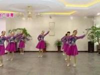 苏州雨夜广场舞《月朦胧鸟朦胧》原创中三舞 附正背面口令分解教学演示