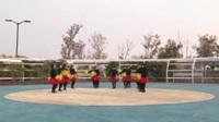 商丘八八青年舞蹈队广场舞 开门红 表演 团队版