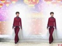 笑春风广场鬼步舞《恭喜发财大发财》原创新年舞19步 口令分解动作教学演示