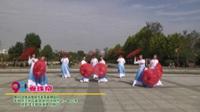 河南省南阳市美青春舞蹈队广场舞  卷珠帘 表演 团队版