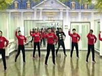 青儿广场舞《温柔刀》原创64步健身DJ舞 附正背面口令分解教学演示