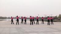 商丘虞城县城关镇南街社区姐妹舞蹈队广场舞 让我一生爱着你 表演 团队版