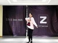 万安滨江舞蹈队《练习小样》原创舞蹈 正背面演示
