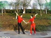 夫妻广场舞《前世今生的轮回》庆结婚28周年