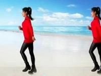 阿采广场舞《男人没有错》原创动感16步子舞 附口令分解动作教学