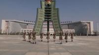 湖北大冶新农村舞蹈队广场舞 我们好好爱 表演 团队版