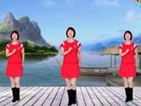 建芳广场舞《昨夜的雨今夜的你》原创舞蹈 附口令分解动作教学演示