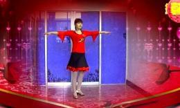 鄂州益馨广场舞《心里藏着你》编舞春英