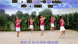 太湖一莲广场舞《爱的火焰》原创舞蹈 团队正面演示