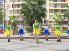 杨丽萍广场舞《我最亲爱的老爸》原创舞蹈简单易学 附正背面口令分解教学演示