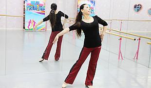 糖豆广场舞课堂《妻子的双手》编舞刘荣 附正背面口令分解教学