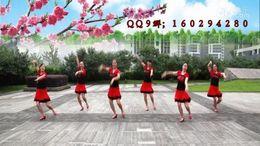 重庆叶子广场舞《桑巴恰恰》原创舞蹈 团队演示 附正背面口令分解教学演示