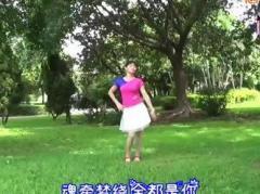 鄂州益馨广场舞《说一万句我爱你》原创舞蹈 附正背面口令分解教学演示