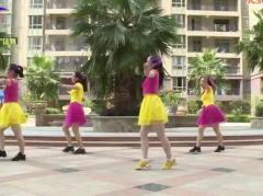 杨丽萍广场舞《路越走越宽》原创舞蹈 附正背面口令分解教学演示