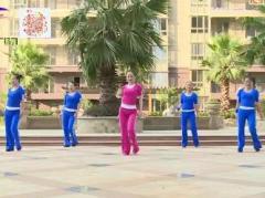 杨丽萍广场舞《风情万种》原创现代健身舞 附正背面口令分解教学演示