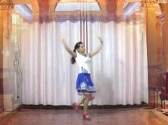 鄂州益馨广场舞《黄梅戏》原创舞蹈 附正背面口令分解教学演示
