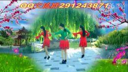 云之恋舞翩翩广场舞《让爱回到梦的故乡》原创舞蹈 附正背面口令分解教学演示