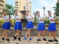 杨丽萍广场舞《情儿芊芊》原创舞蹈 简单易学 附正背面口令分解教学演示