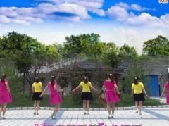 蝶依广场舞《漂亮小妹》原创舞蹈 附正背面口令分解教学演示