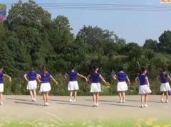 鄂州益馨广场舞《最炫小苹果》原创舞蹈 附正背面口令分解教学演示