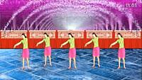 阿娜广场舞《幸福跳起来》原创舞蹈 简单易学 正背面演示