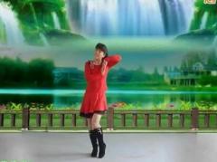 太湖一莲广场舞《恰恰曼丽》原创舞蹈 附正背面口令分解教学演示