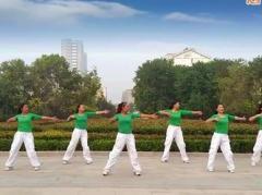 舞动旋律2007健身队《先生》编舞心随 附正背面口令分解教学演示