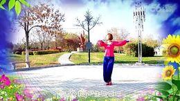 新疆花儿广场舞《做我的新娘》原创舞蹈 正背面演示