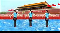 惠州阿娜广场舞《中国广场舞》原创舞蹈 附正背面口令分解教学演示