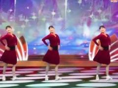 鄂州益馨广场舞《舞动人生》原创健身舞 附正背面口令分解教学演示