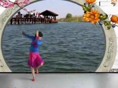 太湖一莲广场舞《恋人心》原创舞蹈 附正背面口令分解教学演示