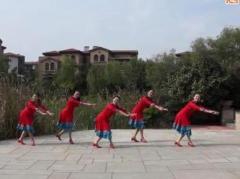 应歌燕舞南京队《远方的孩子》原创舞蹈 附正背面口令分解教学演示
