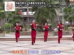 杨丽萍广场舞《风之花》原创韵律健身操 附正背面口令分解教学演示