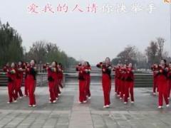 応子广场舞《公主范》编舞应子 附正背面口令分解教学演示
