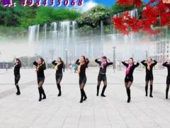 重庆叶子广场舞《敖包相恋》原创舞蹈 附正背面口令分解教学演示
