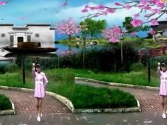 谢春燕广场舞《你是我的妞》原创舞蹈 附正背面口令分解教学演示
