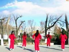 刘荣广场舞《绽放的军中花》原创舞蹈 附正背面口令分解教学演示