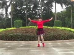 鄂州益馨广场舞《新年快乐》原创简单欢快易学 附正背面口令分解教学演示