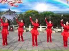 江西鄱阳春英广场舞《发财》原创舞蹈 附正背面口令分解教学演示