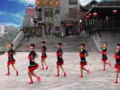 吉美广场舞《美丽的夜晚》原创拉丁恰恰 附正背面口令分解教学演示