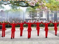 重庆叶子广场舞《爱要放声唱》编舞凤凰六哥 附正背面口令分解教学演示