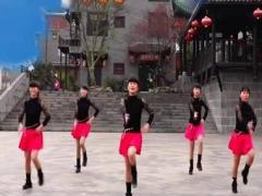 吉美广场舞《社会摇》原创舞蹈 附正背面口令分解教学演示